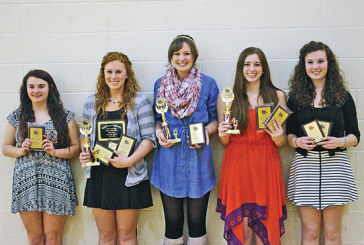 Ada hands out winter awards
