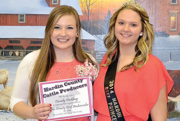 Hardin Co Cattle Producers hold annual banquet