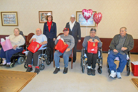 Recognition for veterans