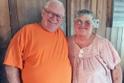 Couple's egg hunt efforts help to brighten faces at Alger church