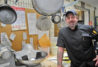 Wagner returns home as first chef at Plaza Inn