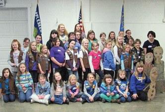 Hardin County Girl Scouts take 'Journey to Norway'