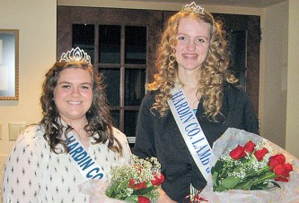 Hardin County lamb royalty