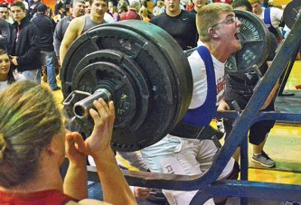 Wildcats win state powerlifting title