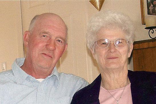 Jim and Janice Legge