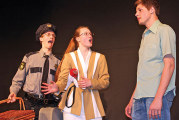 Upper Sandusky H.S. presents the musical 'All Shook Up'
