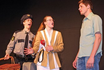 Upper Sandusky H.S. presents the musical 'All Shook Up'