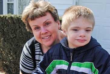 Family celebrates milestones attained by special needs child
