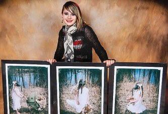 BL student's artwork selected for Ohio Youth Art exhibition