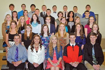 Youth leaders recognized