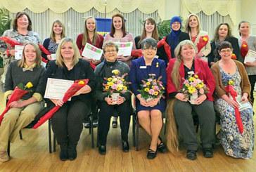 Soroptimist clubs gather for 'Celebration of Women'