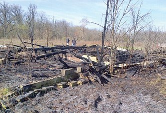 Investigators seek help in suspected arson fire