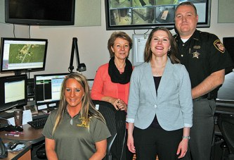 9-1-1 upgrade allows sheriff's deputies to connect to system