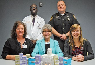 Sites in Kenton and Ada ready for Drug Takeback Day