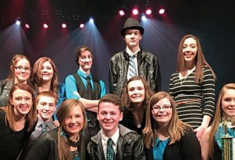 HN's pop a cappella group to present spring concert
