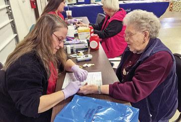 Health fair screening