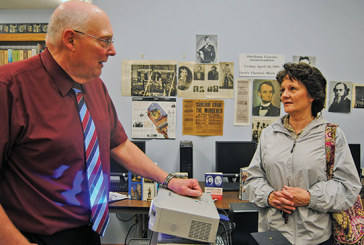 Local historian shares details of assassination conspiracy against Lincoln, other leaders