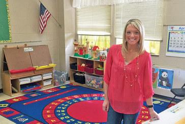 Preschool teacher feels connection with children