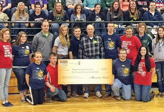 Scharf secures Monsanto Fund money for R'mont FFA