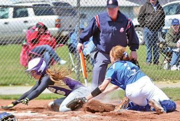 Riverdale softball sweeps Ada