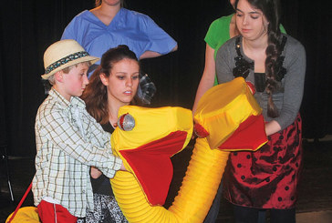 Courage, kindness spread through ONU production of 'Taking Flight'