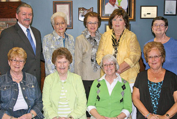 HMH volunteers honored