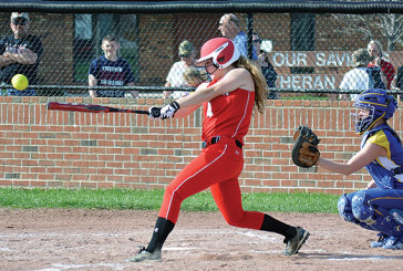 Lady 'cats rough up St. Marys