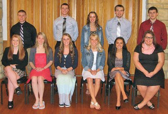 Elks honors March Teens of Month