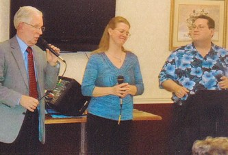Vocal visitors