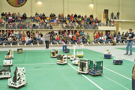 ONU robotic football
