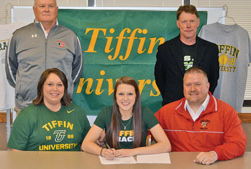 Holbrook to continue track career at Tiffin University
