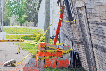 Solicitor: Leaning building poses 'imminent threat' to safety of Alger residents