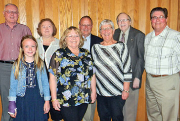 Five new members join the Pioneer Family Association