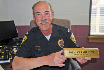 Vermillion: Treating public with respect key theme in police career