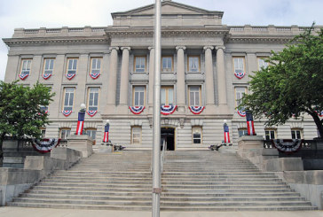 Big ceremony in 1913 for courthouse cornerstone