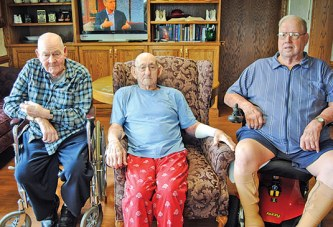 Longtime residents share memories of courthouse