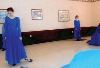 Dancers perform at KNRC