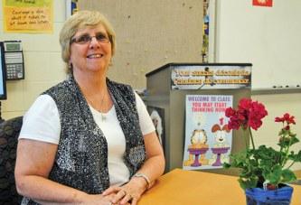 Davis wraps 35-year teaching career in Ada