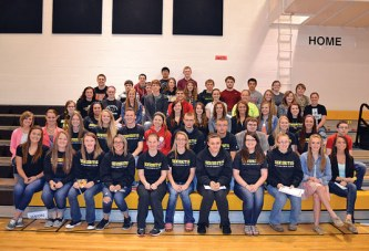 HN students honored for academics