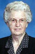 Martha Louise Williams