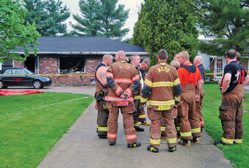 Ada man critically burned in meth lab fire at residence