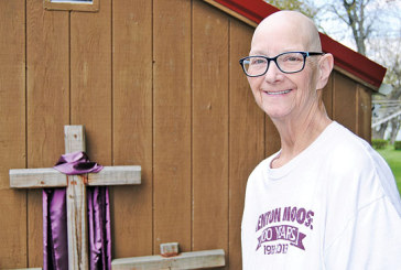 Cancer support group founder never expected to be needing assistance