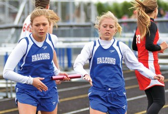 Area athletes qualify for regional track
