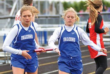 Area athletes qualify for regional track