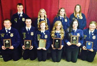 R'mont FFA named top Ohio chapter for the third time