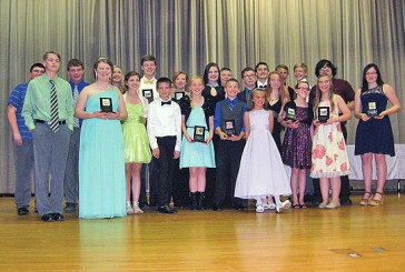 Students' theatrical performances honored with TAB awards