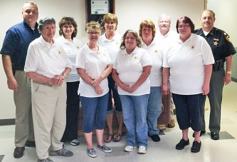 Nine graduate from 2015 Sheriff's Citizens Academy