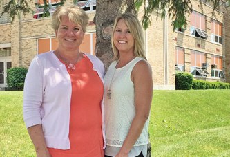 Retiring KMS pair will miss students and their 'home on the hill'
