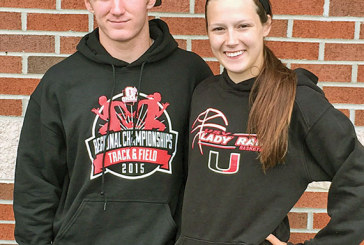 USV's Holbrook ready for final state trip; Sloan set for first