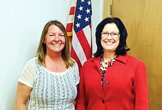 Republican women learn about Board of Elections